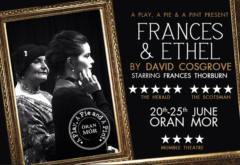 Mini Musicals Season: FRANCES & ETHEL