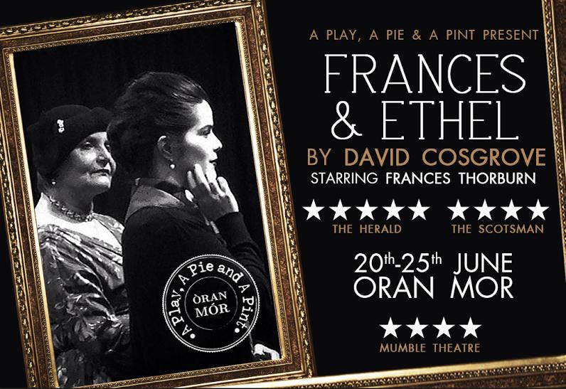 Mini Musicals Season: FRANCES & ETHEL
