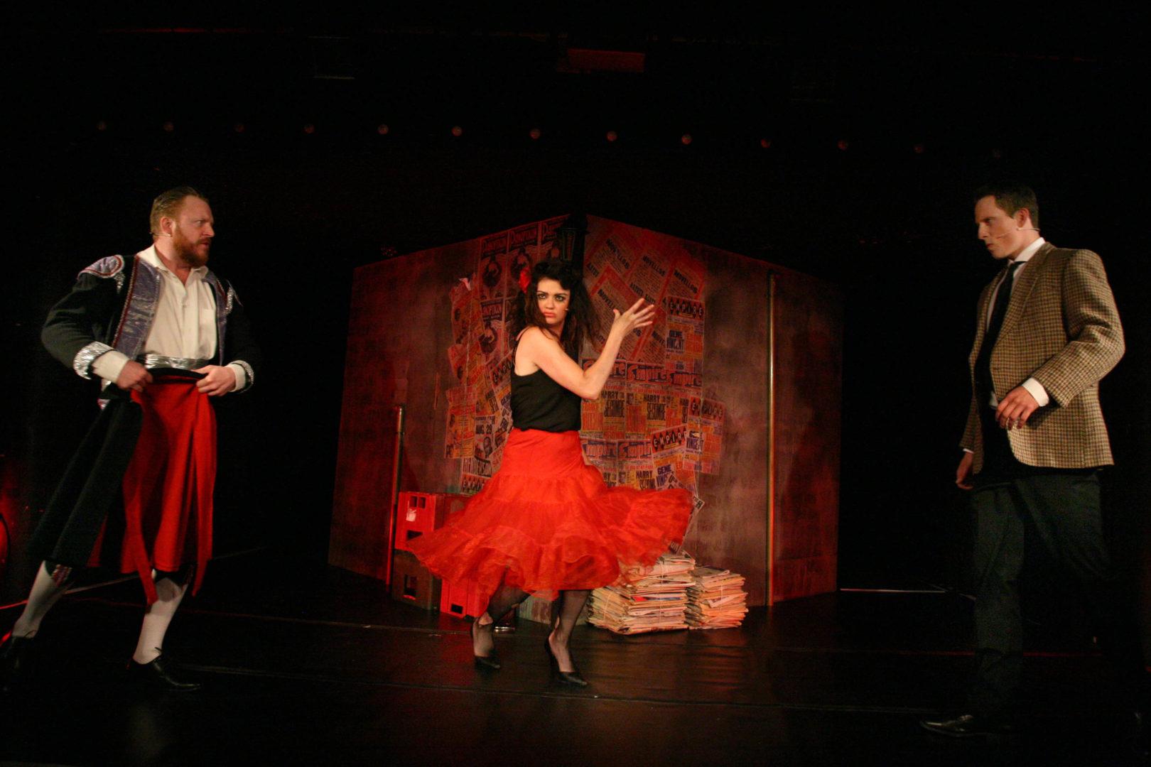Mini Musicals: Cranhill Carmen