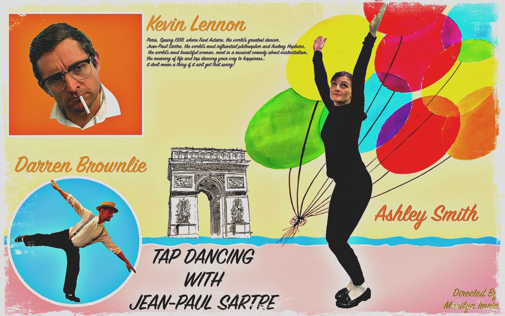 TAP DANCING WITH JEAN-PAUL SARTRE